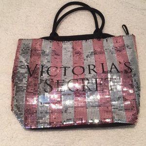 Victoria Secret Sequin Bag